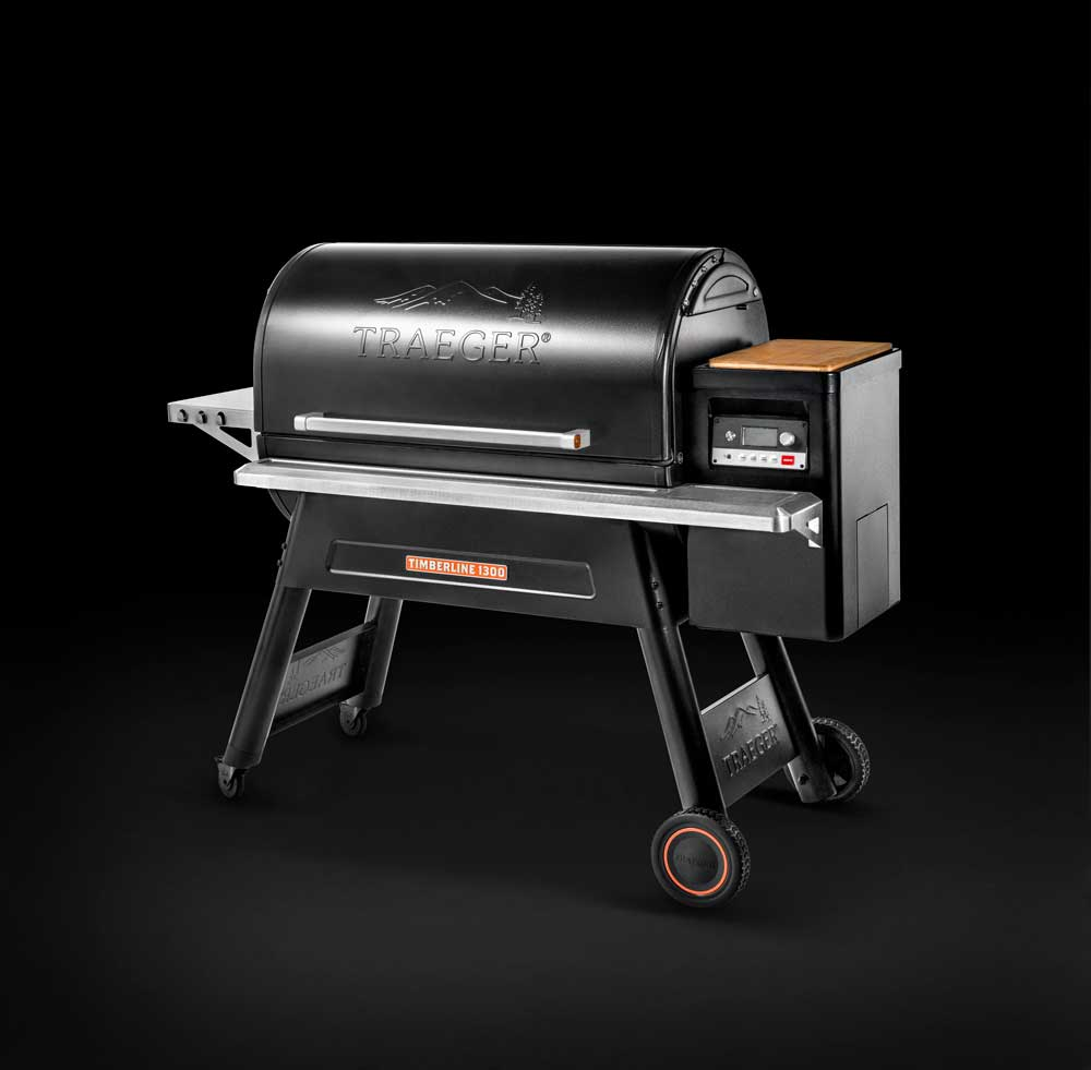 Proudly selling Traeger grills and the new Timberline