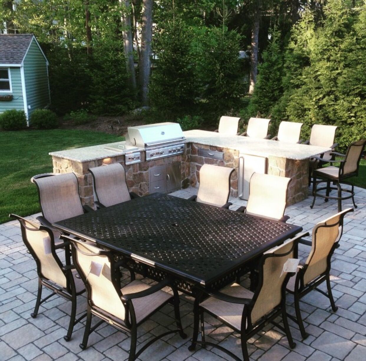 Trinity Eastern Outdoor Furniture