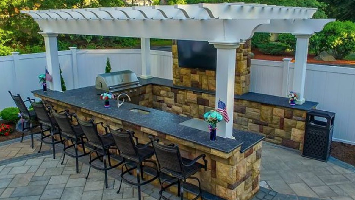 Eastern Outdoor Furnishings: Totowa, NJ: Easy Outdoor Kitchen System ...